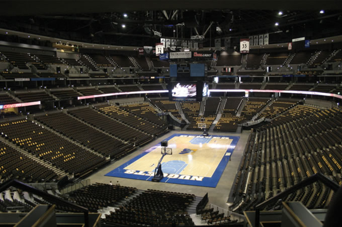 all about the Pepsi Center